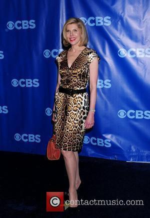 Christine Baranski 2011 CBS Upfront held at the Lincoln Center New York City, USA - 18.05.11