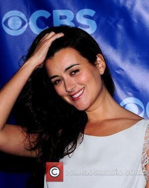 Cote de Pablo 2011 CBS Upfront held at the Lincoln Center New York City, USA - 18.05.11