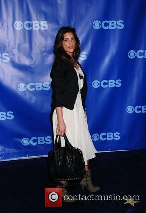 Jennifer Esposito 2011 CBS Upfront held at the Lincoln Center New York City, USA - 18.05.11