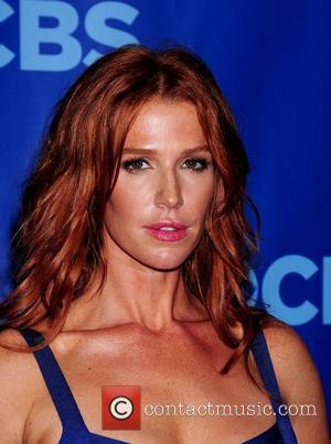 Poppy Montgomery 2011 CBS Upfront held at the Lincoln Center New York City, USA - 18.05.11