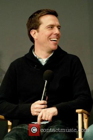 Ed Helms and Rapids