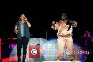 Cee-Lo Green and Queen Latifah