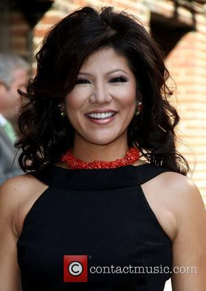 Julie Chen  Celebrities outside the 'Late Show With David Letterman' at the Ed Sullivan Theatre New York City, USA...