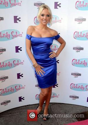 Aisleyne Horgan-Wallace Launch of TV3's Celebrity Salon at the Odean Bar Harcourt street  Dublin, Ireland - 02.06.11