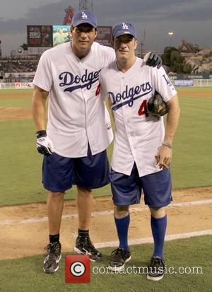 Jose Canseco and Thomas Jane