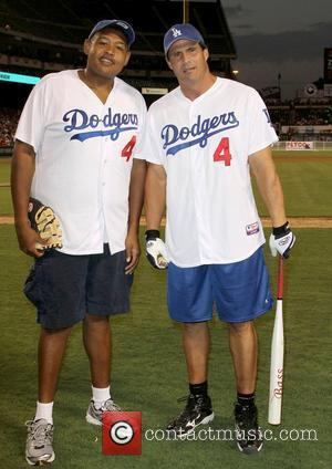 Omar Benson Miller and Jose Canseco