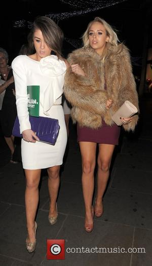 Brooke Vincent and Sacha Parkinson