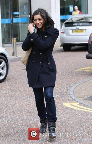 Lucy Verasamy at the ITV studios London, England - 11.03.11