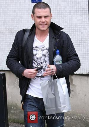 Danny Miller at the ITV studios London, England - 24.01.11