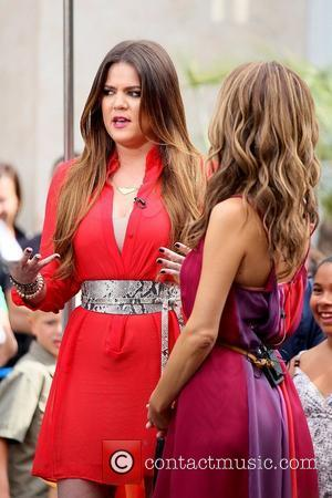 Khloe Kardashian and Maria Menounos