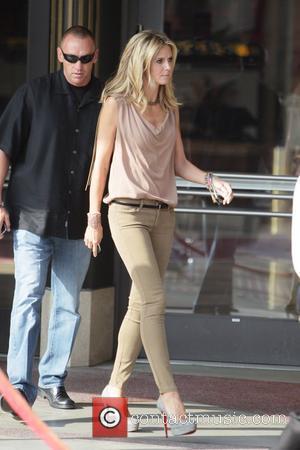 Heidi Klum's Legs Insured For $2 Million