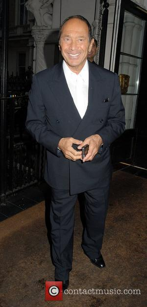 Paul Anka ,  at a hotel after attending the Gorby 80 - Gala Concert at Royal Albert Hall London,...