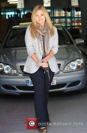 Jo Joyner at the ITV studios London, England - 12.04.11