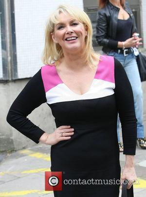 Cheryl Baker at the ITV studios London, England - 14.07.11