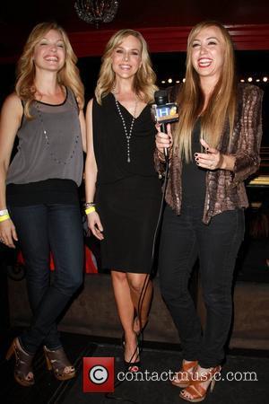Clare Kramer, Julie Benz and Diana Madison  LA Matadors vs Mexico City Front Row held at Avalon  Hollywood,...
