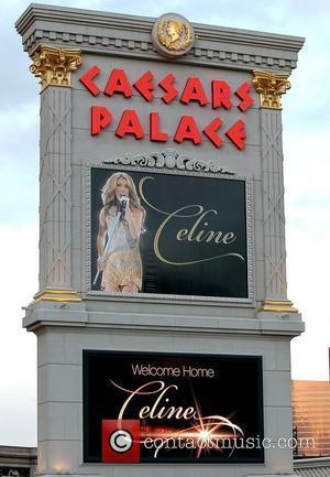Celine Dion, Caesars and Las Vegas