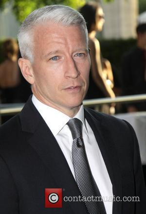 Anderson Cooper The 2011 CFDA Fashion Awards at Alice Tully Hall in The Lincoln Center - Inside Cocktails New York...