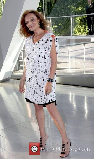 Diane von Furstenberg The 2011 CFDA Fashion Awards at Alice Tully Hall in The Lincoln Center - Inside cocktails New...