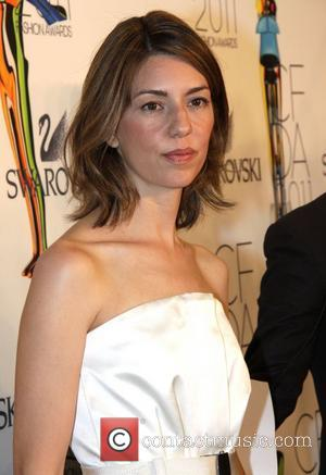 Sofia Coppola The 2011 CFDA Fashion Awards at Alice Tully Hall in The Lincoln Center - Press Room New York...