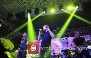 Duran Duran  perform on stage at the (BELVEDERE) RED Party In Cannes Featuring Duran Duran during the 2011 Cannes...