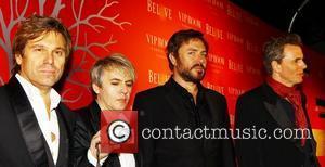Roger Taylor, Duran Duran, John Taylor, Nick Rhodes and Simon Le Bon