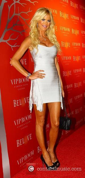 Victoria Silvstedt attends the (BELVEDERE) RED Party In Cannes Featuring Duran Duran during the 2011 Cannes International Film Festival at...