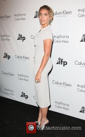 Vahina Giocante 2011 Cannes International Film Festival - Day 2 Calvin Klein honor Women in Independent Film event Cannes, France...
