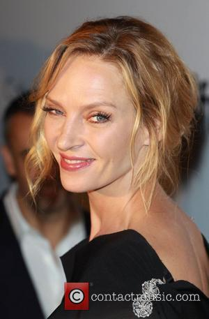 Uma Thurman & Rosario Dawson Honoured In Cannes