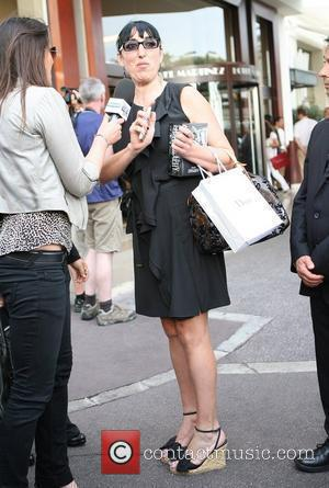 Rossy de Palma outside Martinez Hotel Cannes, France – 13.05.11