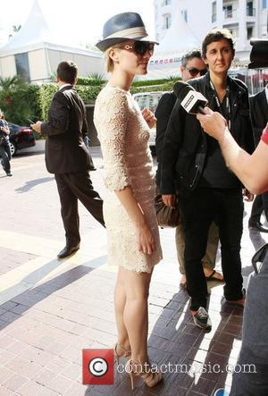 Melanie Laurent Celebrities at the Majestic hotel in Cannes Cannes, France - 10.05.11