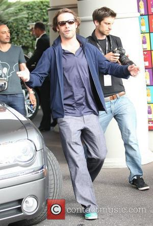 Jay Kay Celebrities leaving the Martinez Hotel during the 2011 Cannes International Film Festival - Day 9 Cannes, France -...