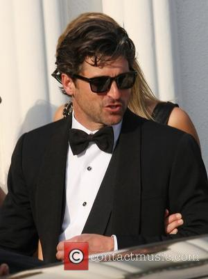Patrick Dempsey Celebrities leaving the Martinez Hotel during the 2011 Cannes International Film Festival - Day 9 Cannes, France -...