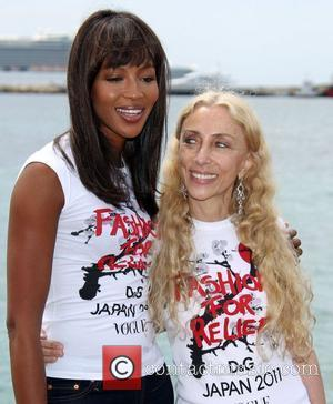 Naomi Campbell's Excitement Over Kate Moss' Wedding