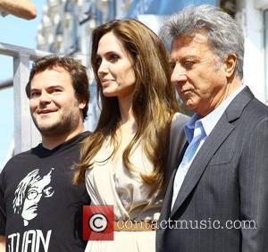 Jack Black, Angelina Jolie and Dustin Hoffman