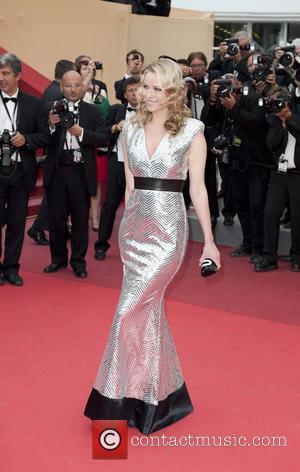 Kiera Chaplin  2011 Cannes International Film Festival - Day 8 - 'La Conquete' – Premiere Cannes, France – 18.05.11