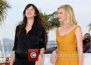 Charlotte Gainsbourg and Kirsten Dunst