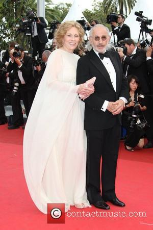 Faye Dunaway, Jerry Schatberg 2011 Cannes International Film Festival - Day 1 - Opening Ceremony and Midnight In Paris -...