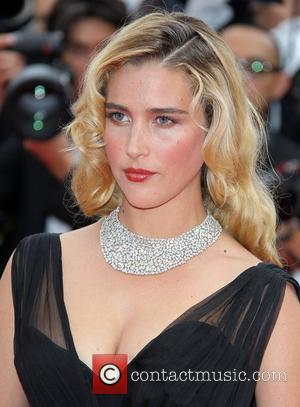 Vahina Giocante  2011 Cannes International Film Festival - Day 1 - Midnight In Paris - Premiere Arrivals Cannes, France...