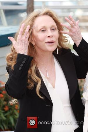 Faye Dunaway 2011 Cannes International Film Festival - Day 1 - Puzzle Of A Downfall Child - Photocall Cannes, France...