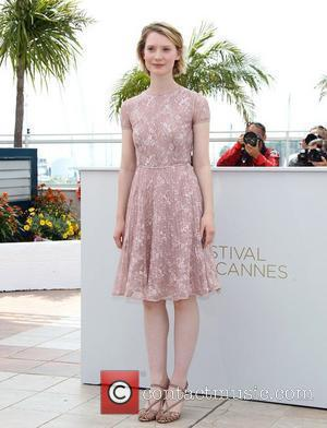 Mia Wasikowska 2011 Cannes International Film Festival - Day 3 - Restless - Photocall Cannes, France - 13.05.11