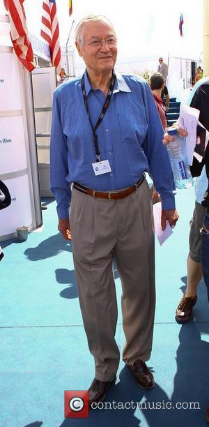 Roger Corman at the the American Pavilion during the 2011 Cannes International Film Festival - Day 8 Cannes, France -...