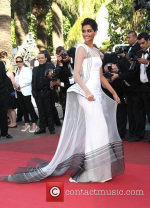Sonam Kapoor 2011 Cannes International Film Festival - Day 5 - The Artist - Premiere Cannes, France - 15.05.11