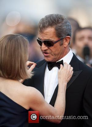 Jodie Foster, Mel Gibson  2011 Cannes International Film Festival - Day 7 - The Beaver - Premiere Cannes, France...