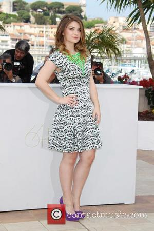 Eve Hewson 2011 Cannes International Film Festival - Day 10 - This Must Be the Place - Photocall Cannes, France...