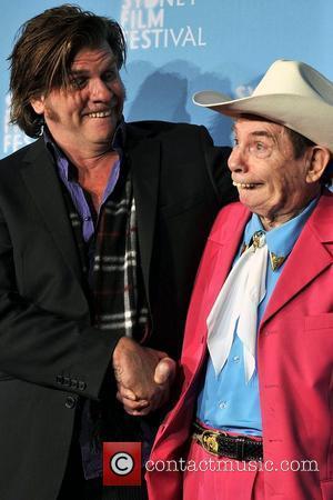Tex Perkins and Chad Morgan