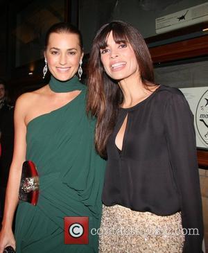 Yasmin Le Bon and Lisa B