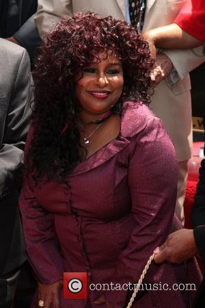 Chaka Khan In Disbelief Over Hollywood Star