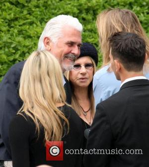 James Brolin and Barbra Streisand,  arrives at Chanel Hosts Benefit Dinner For The Natural Resources Defense Council's Ocean Initiative...
