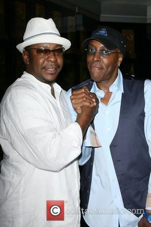 Bobby Brown and Arsenio Hall USTA Hosts Game Changers Pre-VIP Reception to Promote Diversity in Tennis held at the UCLA...