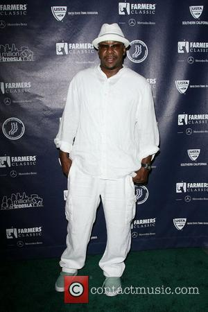 Bobby Brown USTA Hosts Game Changers Pre-VIP Reception to Promote Diversity in Tennis held at the UCLA Athletic Hall of...